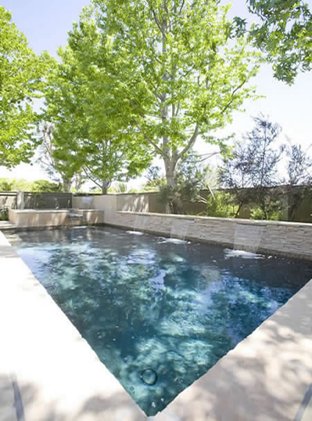 Manhattan Beach Elevated Spa Pool Multi Level Water Features 2
