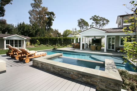Palos Verdes Estates Pool with Elevated Spa 2